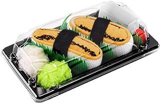Rainbow Socks, Mujer Hombre Calcetines Sushi Tamago - 1 Par