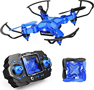 DROCON Mini Drone for Kids, Scouter Foldable Beginner drone with Altitude Hold/3D..