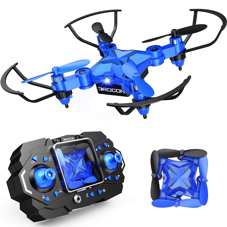 DROCON Foldable Altitude Quadcopter Beginners