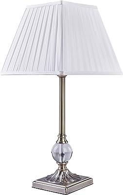Interfan lampada da tavolo, Pelle