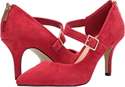 Red Kid Suede