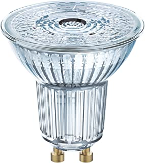 Osram GU10LED Bulbs, Glass, 6.9W 5.1x 5.1x 5.5cm