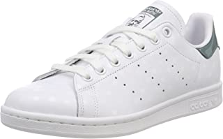 ADIDAS-B41624-white/white/raw green-Women-5.5-UK (B41624_000)