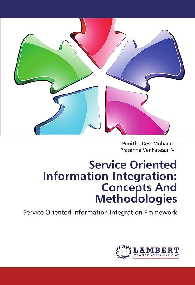 思慮深い急性人差し指Service Oriented Information Integration: Concepts and Methodologies