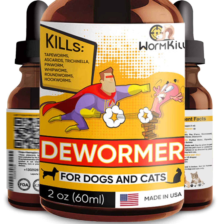 Dewormer Spectrum Treatment Powerful Roundworm