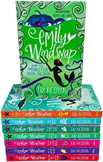 The Tail of Emily Windsnap Sparkling Underwater Adventures 8 Books Collection Set