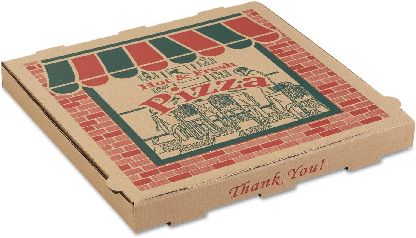 ARV9144314 - Arvco Corrugated Pizza Boxes 14w Sale 3 Bombing free shipping 14d X 4h K 1