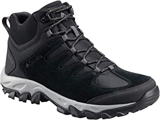 Men's Buxton Peak Mid Waterproof, Breathable, High-Traction Grip