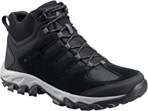 Columbia Men's Buxton Peak Mid Waterproof Hiking Boot,