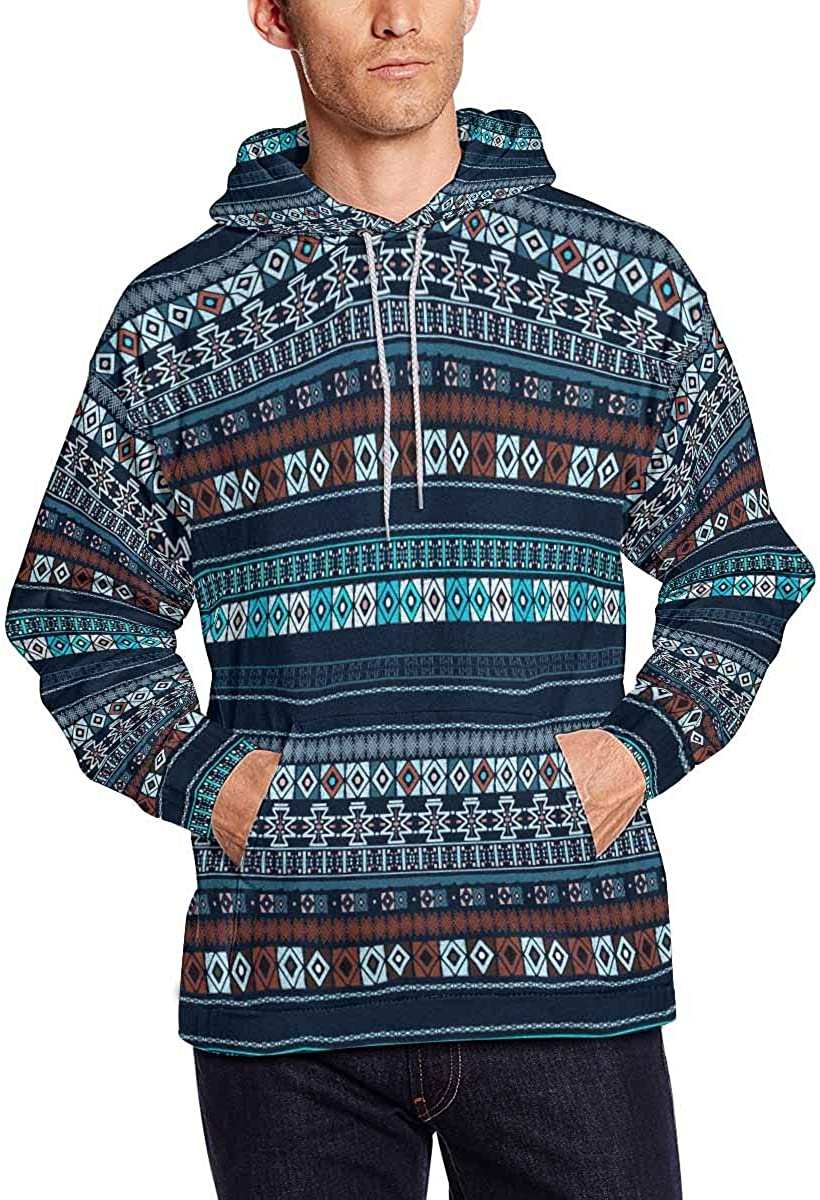 InterestPrint Men's Little Owl on Be super Max 88% OFF welcome Machinery Farm Hoodie Some Old