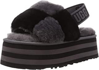 UGG Womens Disco Checker Slide