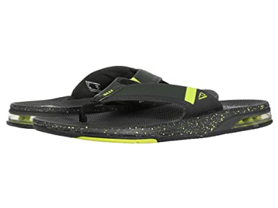 Reef Fanning Low (Duffle Lime) Men
