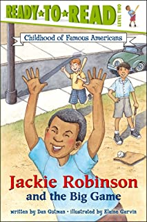 Jackie Robinson and the Big Game (Ready-to-read COFA)