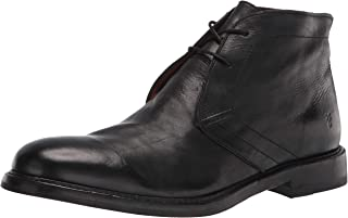 حذاء Frye Men's Murray Chukka Boot، أسود، 13