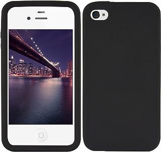 db31c980a8c kwmobile Funda compatible con Apple iPhone 4 / 4S - Carcasa de {TPU  silicona}