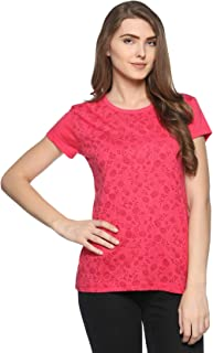 69GAL (105Women's T-Shirt (Pink) (Pack of 1) (S/M/L/XL/3CL/5XL)