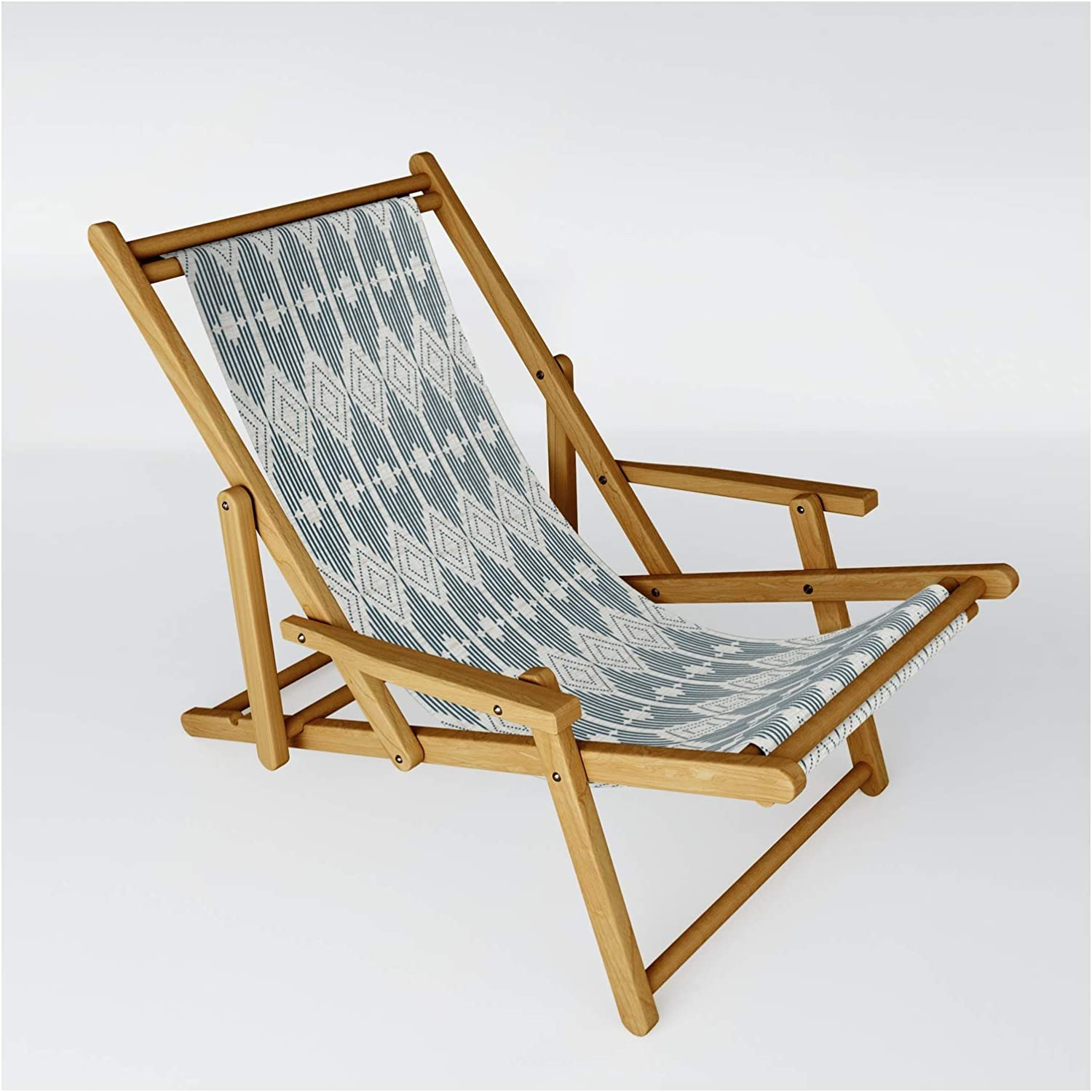 Society6 Popular overseas West End - Linen by One Super popular specialty store Chair on Dutton Heather Sling