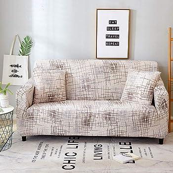 Wifehelper Material de Spandex Lavable a máquina, Resistente al Agua, Protector de Muebles, Funda de sofá, Funda de sofá, Protector elástico(para sillón)
