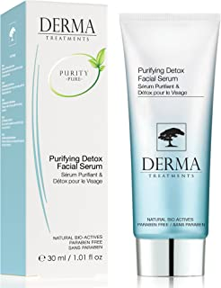Derma Treatments Purifying Detox Facial Siero Disintossicante - 30 ml