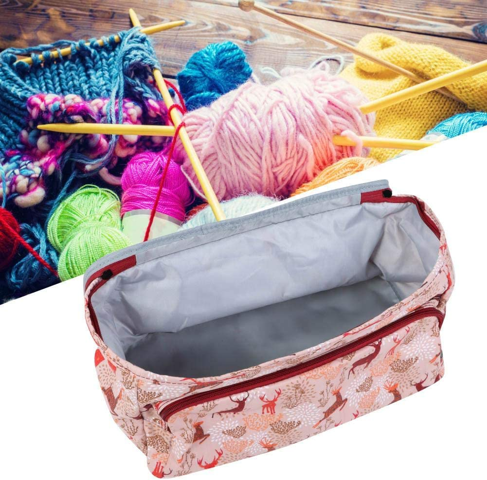 Crochet Bag Waterproof mesh Cover for Beginners Alinory Environmental Protection Lightweight