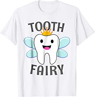 Tooth Fairy Halloween Costume T Shirt for Adults and Kids