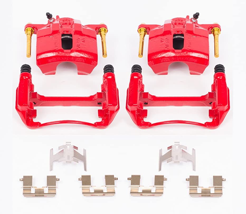 Power Stop (S1460) Performance Calipers, Front