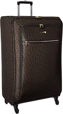 "CK-620 Signature Softside 28"" Upright Suitcase"