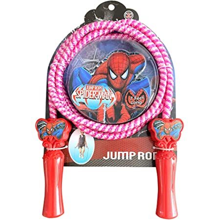 Kids Jump Rope for Girls Boys - Skipping Jumping Rope for Kids Youth Beginners,Durable Plastic Handles-Great for Children, Adults,Outdoor Fun Activity,Party Favor, Recreation and Fitness