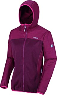 Regatta Women's Haska Hybrid Water Repellent Wind Resistant Long Length Softshell Jacket Soft Shell