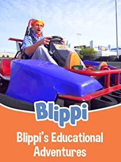 Blippi's Educational Adventures