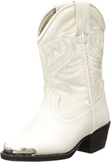 06e7f27abff Amazon.com: Western - White / Boots / Shoes: Clothing, Shoes & Jewelry
