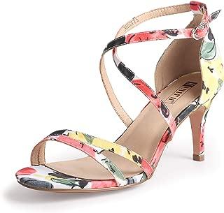 Best yellow open toe heels Reviews