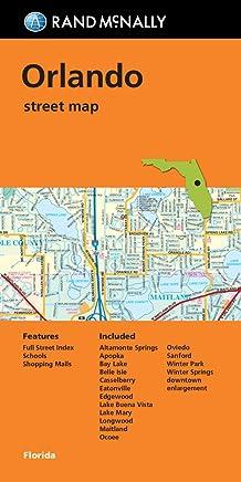 Rand McNally Orlando, Florida Steet Map