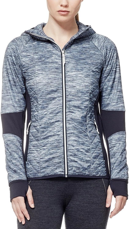 Icebreaker Merino Women's Helix Fraser Peaks Long Sleeve Zip Jacket