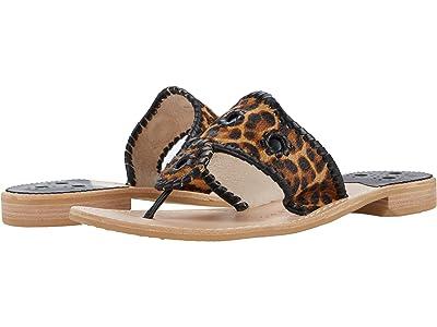 Jack Rogers Haircalf Jack Flat Sandals