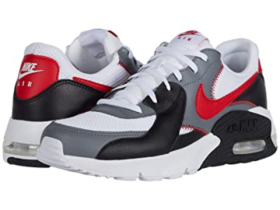 Nike Air Max Excee (White/University Red/Black/Cool Grey) Men