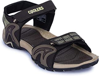Liberty Coolers D3-66-E_Brown Mens Sporty Casual Floaters Sandal