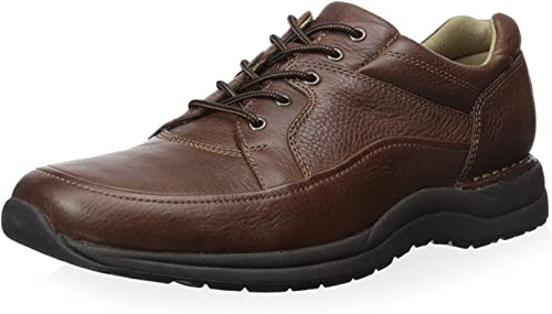 Rockport - Chaussures Edge Hill pour Hommes, 43 W EU, BRN Pull
