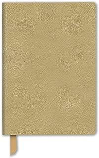 Gold Artisan Notebook (Flame Tree Journals) (Artisan Notebooks)