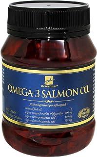 Dr.Natural Omega-3 Salmon Oil 1000mg 180capsules