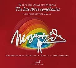 Mozart: The Last Three Symphonies