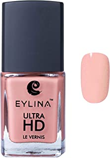 EYLINA Ultra Hd Nail Polish, Coffee Nude, 9ml