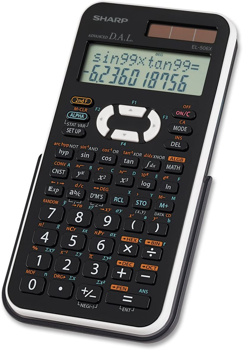 Sharp EL-506XBWH Engineering Ranking TOP17 Scientific Bombing free shipping Calculator