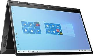 HP Envy(エンヴィ) X360 2in1 15.6インチFHDタッチスクリーン ノートパソコン AMD第4世代8コアRyzen 7 4700U バックライト付きキーボード 指紋認証リーダー Windows 10