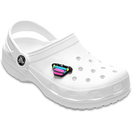 Crocs Unisex-Adult Crocs Jibbitz I Heart Small