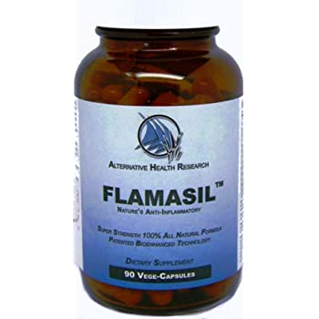 Flamasil™- Whole Body Therapy, Cleanser & Uric Acid Extractor 90 Vege Capsule