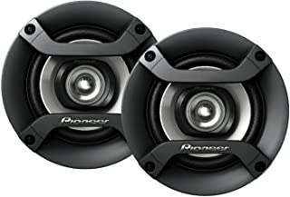 "Pioneer 4"" Speakers - 4-Inch, 150 Watt, Dual Cone 2-Way Speakers, Set of 2, Model: TS-F1034R"
