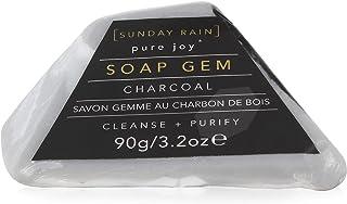 (Soap, Charcoal) - Sunday Rain Detox Foot Salt Soak