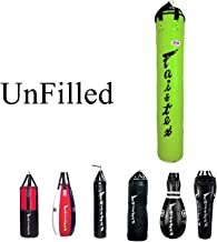 Fairtex Heavy Bag UNFILLED Banana, Tear Drop, Bowling, 7ft Pole, Angle Bag, HB3 HB4 HB6 HB7 HB10 HB12 for Muay Thai, Boxing, Kickboxing, MMA