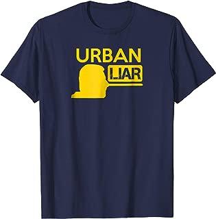 Urban Liar Anti Ohio Coach Long Nose Fan Shirt